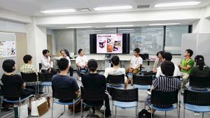 8月19日(土) 「ぐるっとながの無料移住相談会'17夏」開催報告