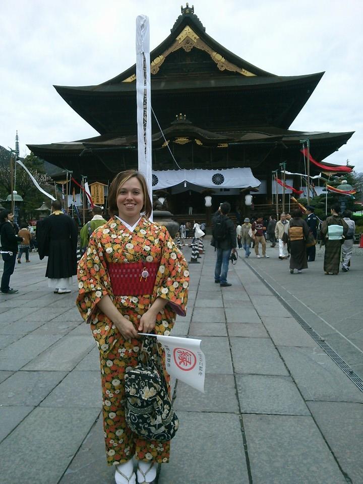 Zenkoji Kimono