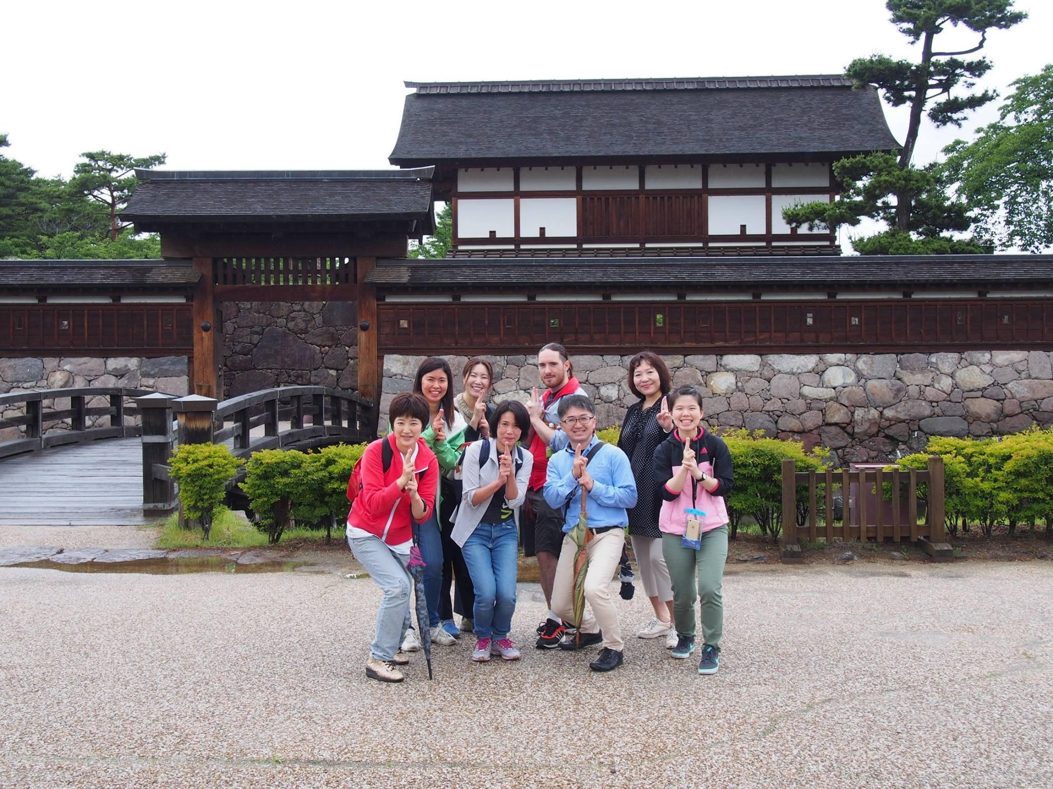 Ninja project Matsushiro