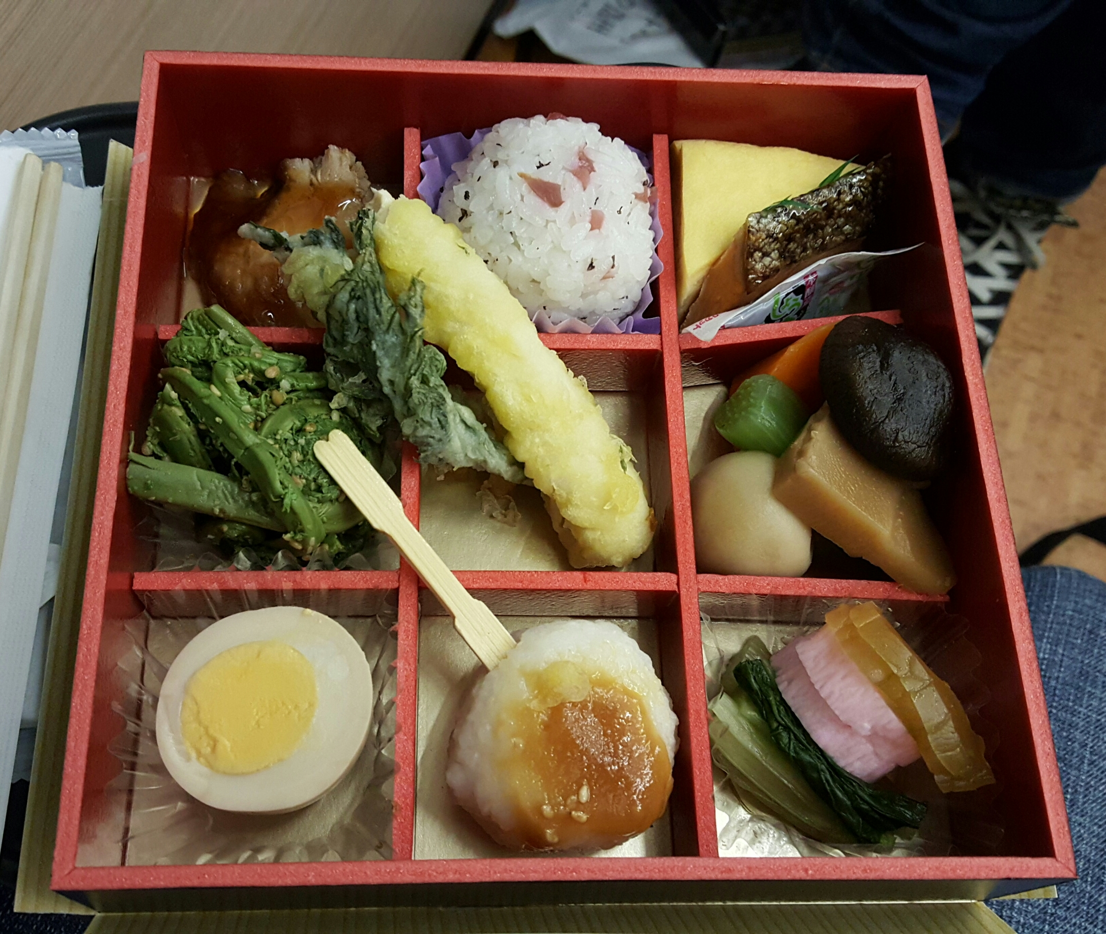 Obasute Bento