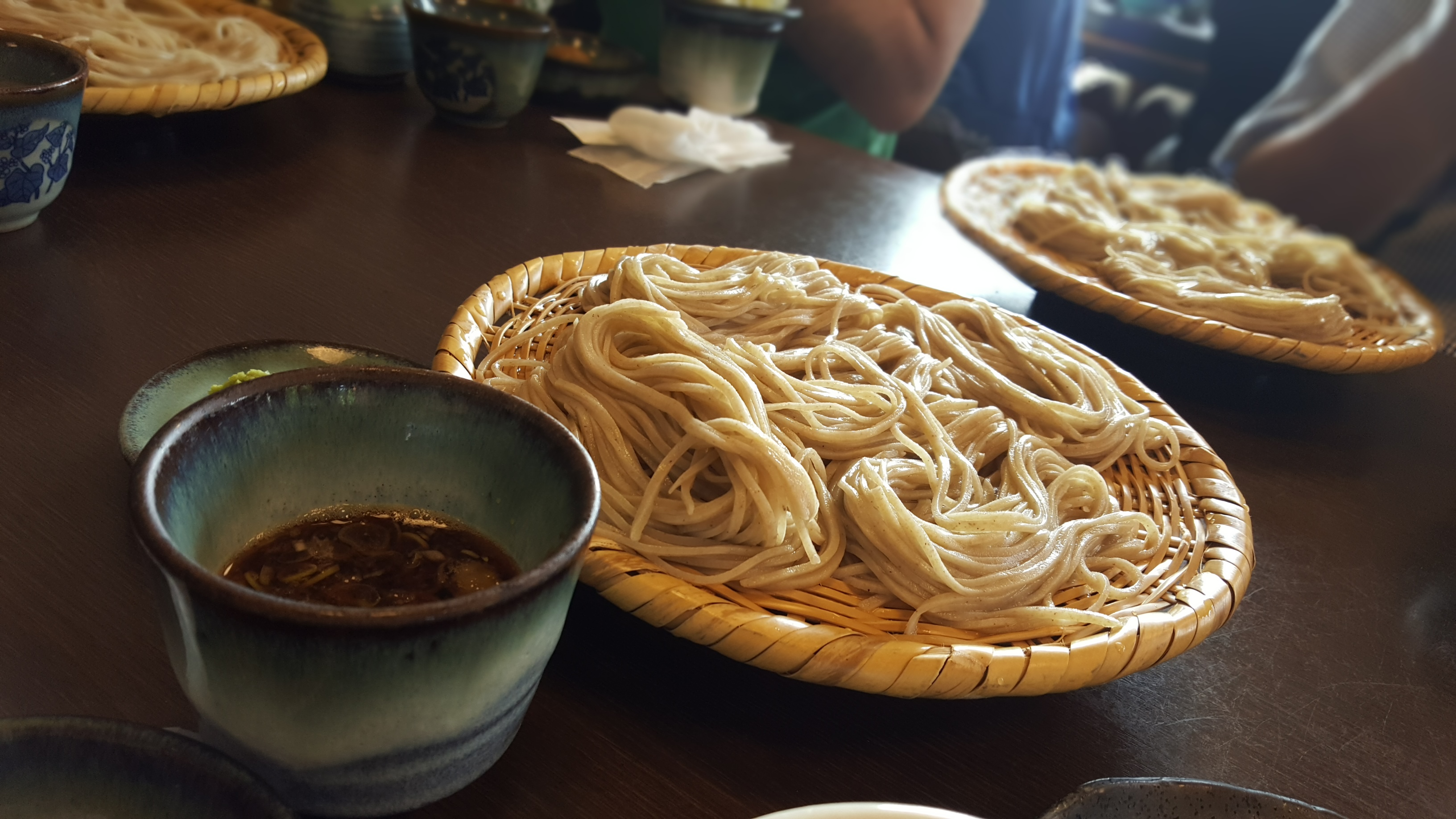 Soba meal 2