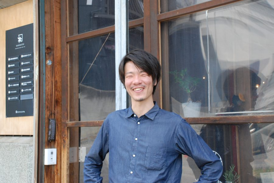 to be architect 香川翔勲さん