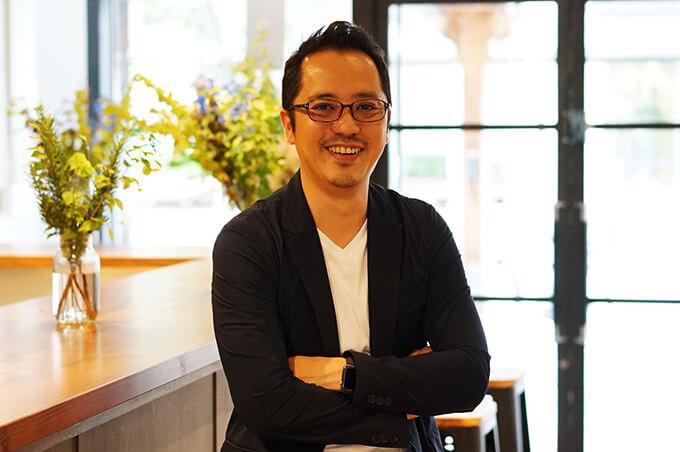 シソーラス株式会社 代表取締役 荒井雄彦さん