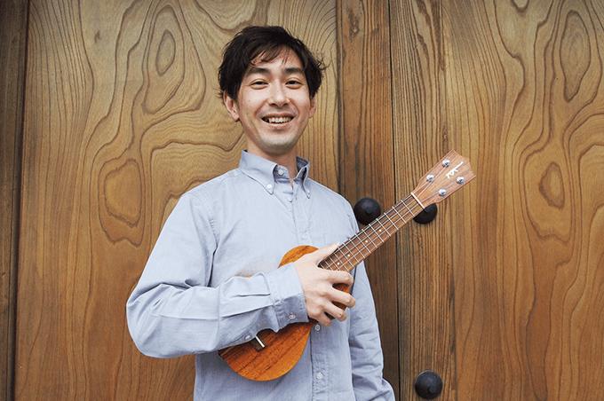 黒田ギター教室 主宰 黒田亮介さん