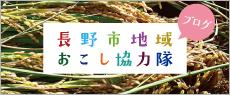 長野地域おこし協力隊ブログ