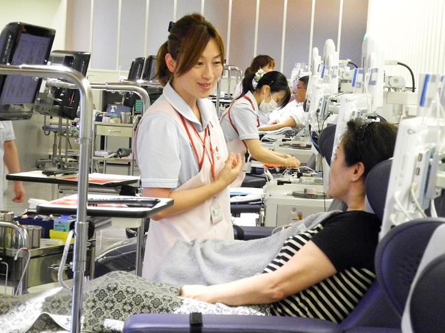 初体験!献血の感想!   キッカ。のブログ