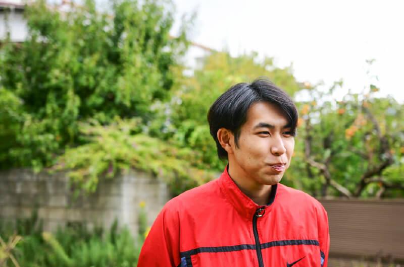 〈すけろくガーデン〉のプロジェクトサブリーダー・須藤悠さん(信州大学建築学科4年)