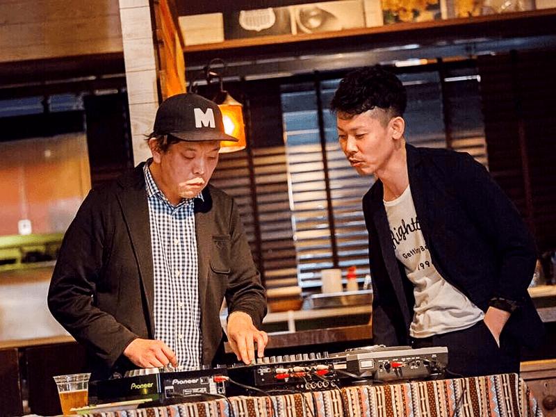 音楽好きとしても知られ、映画業界に入る前はCD店でも働いていた村上さん。15年ほど前からはDJとしても活動し、音楽イベントなども企画(写真提供:村上さん)