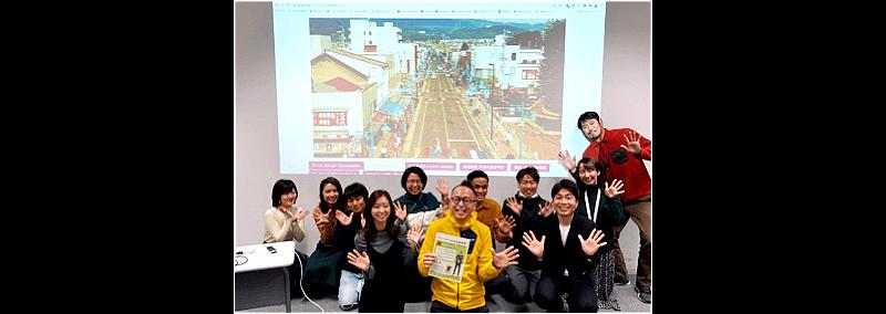 「ジセダイ勉強会in長野」のひとこま