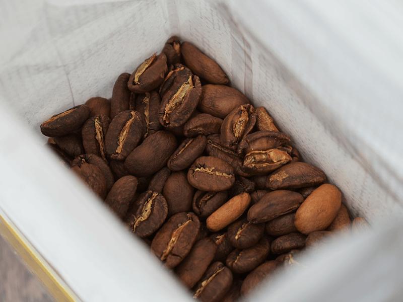 小倉さんがセレクトしたコーヒー豆